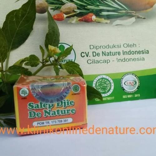 Foto Produk Salep Luka Di Kelamin Asli De Nature Indonesia dari obat sipilis manjur