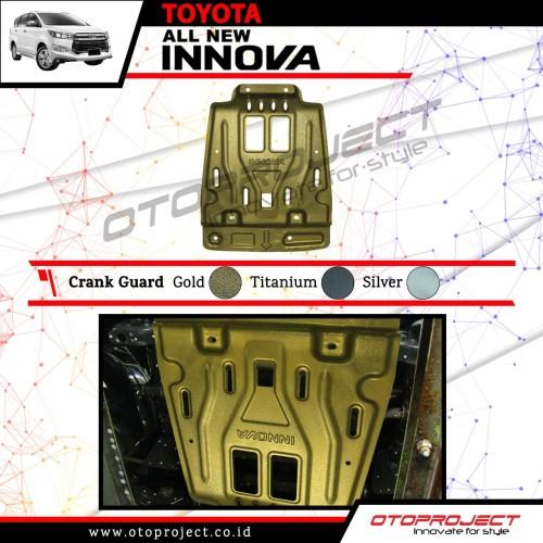 Foto Produk Crank Guard Cover Engine Cover Mesin Cover Bawah Mesin Innova Reborn dari Saudara toyota atrium