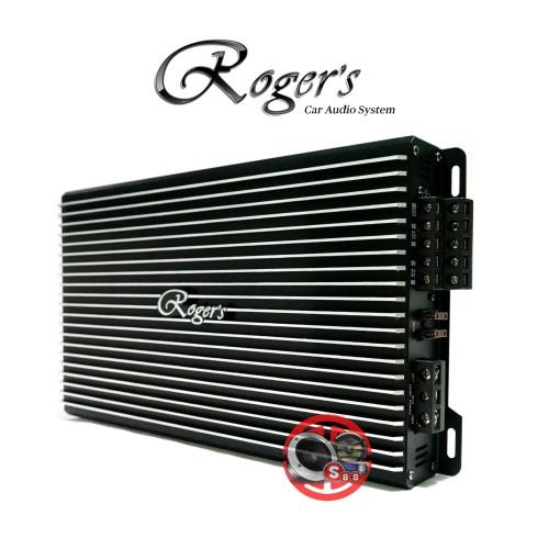 Foto Produk Power Amplifier 5-Channel Mono Stereo Rogers By Alpine dari CV SALIM 88