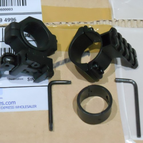 Foto Produk 1 SET MOUNTING (1 QUICK RELEASE MOUNT/QRM + 1 TACTICAL MOUNT) dari DO OFFICIAL STORE