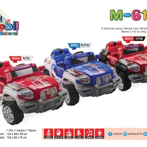 Jual Mobil Aki Jeep Pmb M 6168 Kota Surabaya Baby Smart Cool Shop Tokopedia