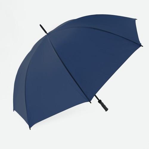 Foto Produk Payung Golf POLOS BIRU DONKER navy umbrella Besar Sablon promosi dari Langit Biru