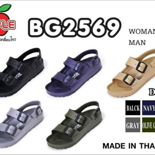 Foto Produk Sandal Red Apple Ori Double Backstrap( Tali Belakang) dari Kuzuka
