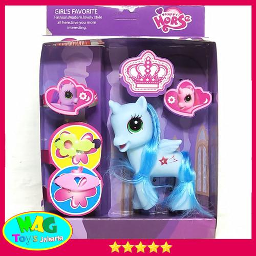 Foto Produk Mainan Kuda Poni Little Horse dari MAG TOYS
