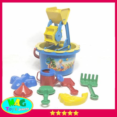 Foto Produk Mainan Anak Ember Pantai Murah dari MAG TOYS