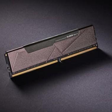 Foto Produk KLEVV DDR4 BOLT X Series PC25600 3200MHz Dual Channel 16GB (2X8GB) dari distributorkomputer