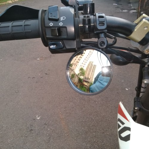 Foto Produk Spion kolong KLX DT CRF XRide Beat Street MTB dari Lapak Anasuka