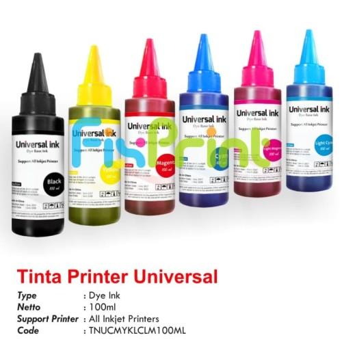 Foto Produk Tinta Refill Printer Isi Ulang Korea Canon dari FixPrint Jakarta