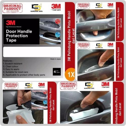 Foto Produk 3M Door handle Protection Tape / pelindung gagang pintu mobil dari Karunia Jaya Official