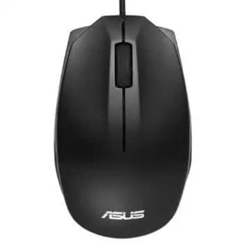 Foto Produk Mouse USB Wired Asus UT280 /Mouse Wired /(PROMO!) /Mouse Wired / Asus - Hitam dari @accsesosiesstore