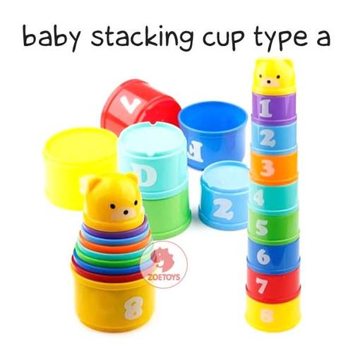 Foto Produk Baby Stacking Cup dari zoetoys