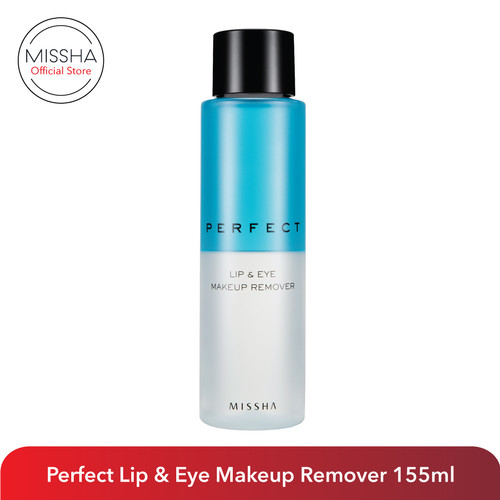 MISSHA Perfect Lip & Eye Make-Up Remover 1