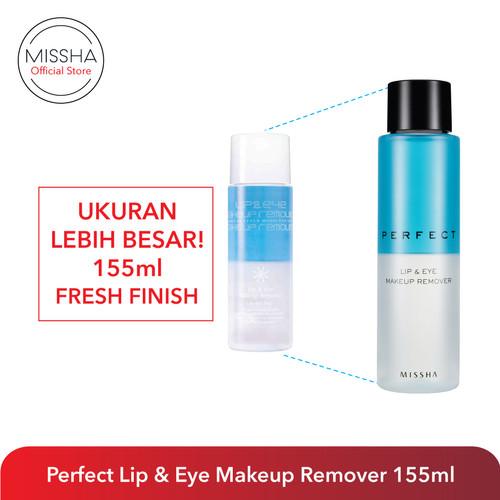 MISSHA Perfect Lip & Eye Make-Up Remover 2
