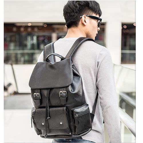 Foto Produk Ransel Kulit Pria JOKER dari Leather Concept