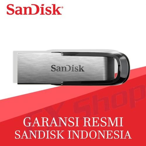 Foto Produk SanDisk Ultra Flair USB 3.0 150MB/s Flashdisk CZ73 64GB dari cxshop
