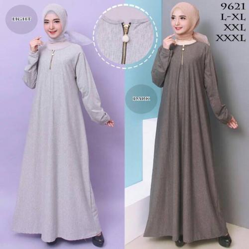 Jual Baju Gamis Wanita Gamis Jumbo Polos Gamis Kaos Misty Terbaru Light Grey Jakarta Timur Djeeva Store Tokopedia