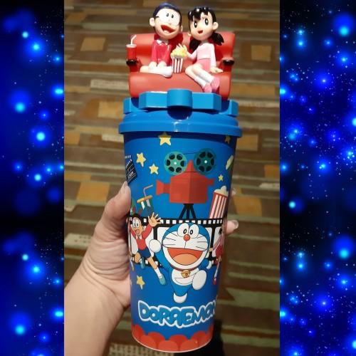 Jual Tumbler Doraemon Xxi Tangerang Favor Shop Tokopedia