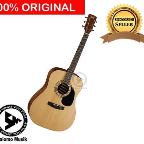 Foto Produk Gitar Akustik Original Cort AD810 OP dari Salomo Musik