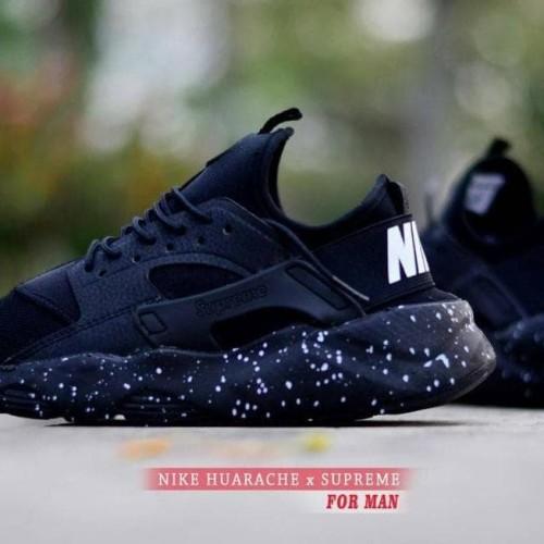 Nike Huarache Kets Sneakers Sporty Men