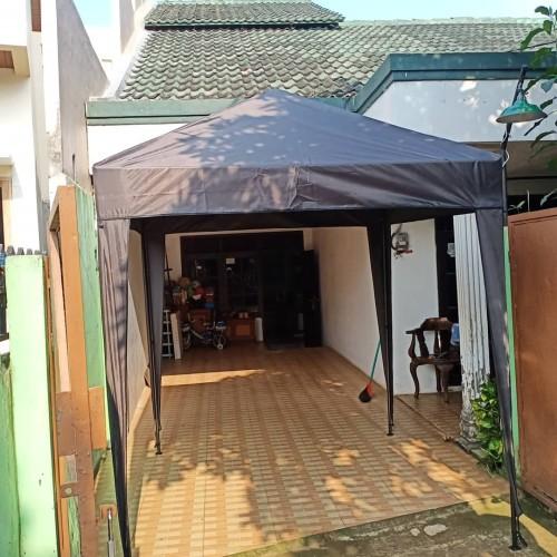 Foto Produk tenda cafe 2x2 pilih warna geser foto - Hitam dari toko tenda cafe