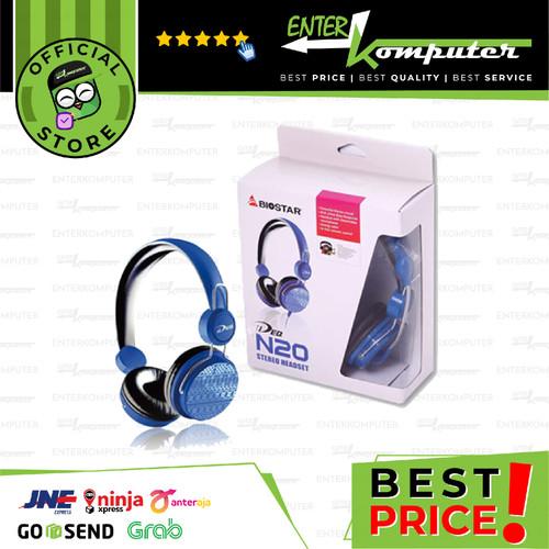Foto Produk Biostar IDEQ N20 dari Enter Komputer Official
