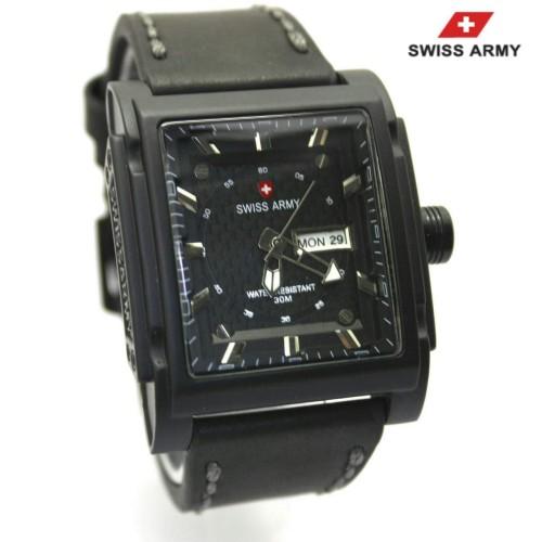 Foto Produk jam tangan SWISS ARMY PRIA KOTAK dari Multyshop MSI