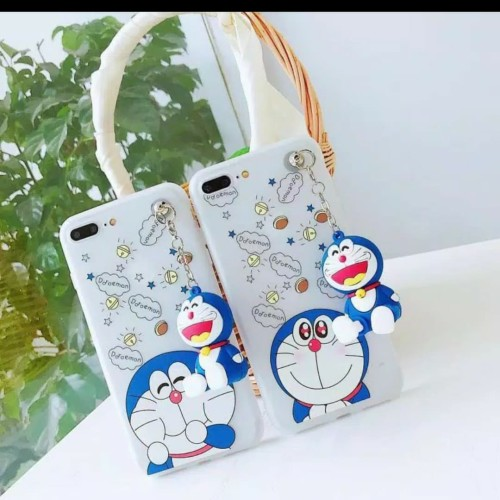 Foto Produk Casing Hp Oppo A39,A57,F1S,F3,F9,F7,A3S Lucu Motif Doraemon - F1S A59 dari good_price store 2