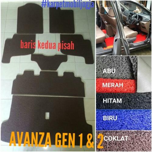 Foto Produk Karpet Mie Bihun Mobil Avanza Full Bagasi dari SMR Karpet Mobil Jogja