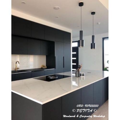 Jual Kitchen Set Murah Berkualitas Flat Design Kitchen Cabinet Set Kota Tangerang Petita Tokopedia
