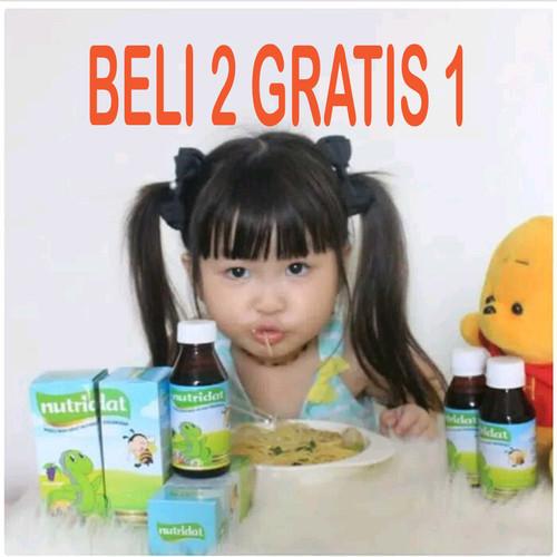 Foto Produk BELI 2 GRATIS 1 NUTRIDAT untuk nafsu makan anak dan kecerdasan dari TALAS SUPER