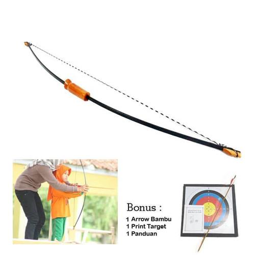 Foto Produk Recurve Minion Fiber Anak / Busur Panahan dari Busur Panah Galeri