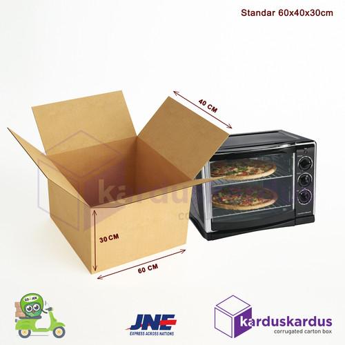 Foto Produk KARDUS | BOX | KARTON PACKING ( 60 x 40 x 30 ) JUMBO BESAR DAN KOKOH dari karduskardus
