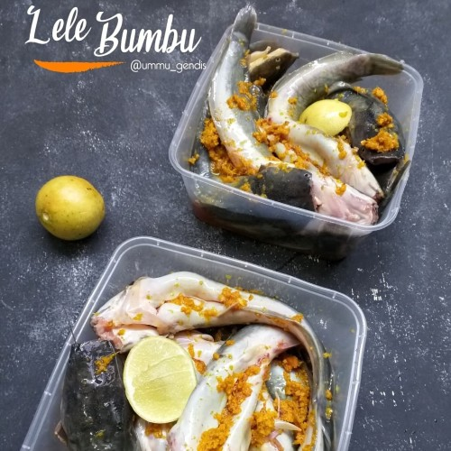 Foto Produk Lele bumbu -vacum food dari RUJAK GUYUR UMMU GENDIS