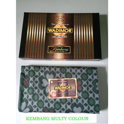 Foto Produk Sarung Wadimor Kembang Multy Colour dari PERDANA SATU