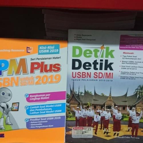 Jual Buku Paket Spm Detik Sd Mi 2019 Dua Buku Kunci Jawaban Jakarta Barat Dhina Ys Tokopedia