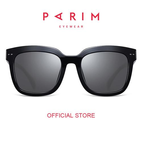 Foto Produk Parim / Kacamata Hitam Pria / Sunglasses / Black Charcoal / 11037 B1 dari Parim Official Store