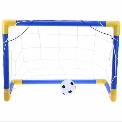 Foto Produk Mainan Set Gawang Sepakbola Mini dari good_price store 2