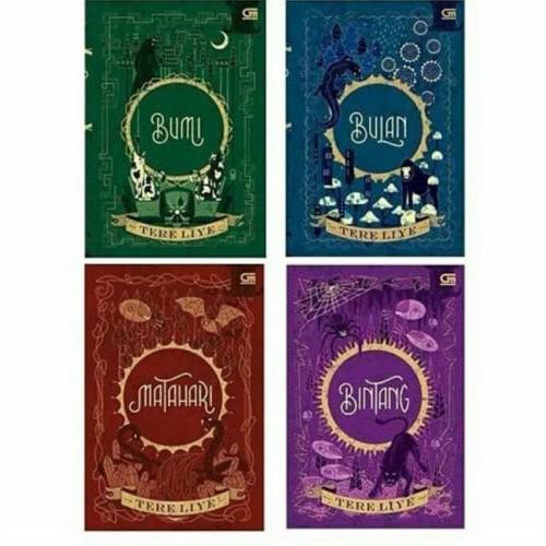 Foto Produk Bintang - Novel Tere Liye (Buku ke empat Serial Bumi) dari fauzani rohmadon
