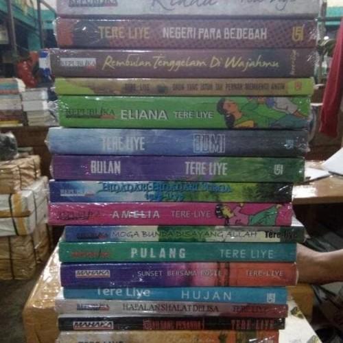 Foto Produk Paket 3 Buku Tere Liye dari fauzani rohmadon