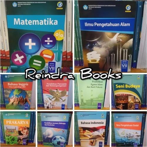 Foto Produk Buku paket diknas SMP kelas 7 k13 dari Yenni Tedjokoesoemo Shop