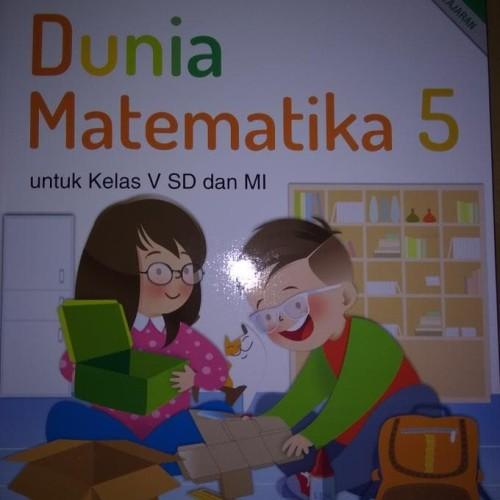 Foto Produk buku dunia matematika sd 5 dari Yenni Tedjokoesoemo Shop