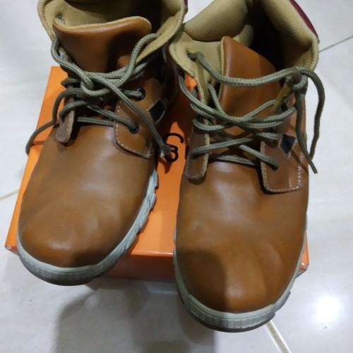Foto Produk Sepatu boot Yongki kids dari OBR Asesoris