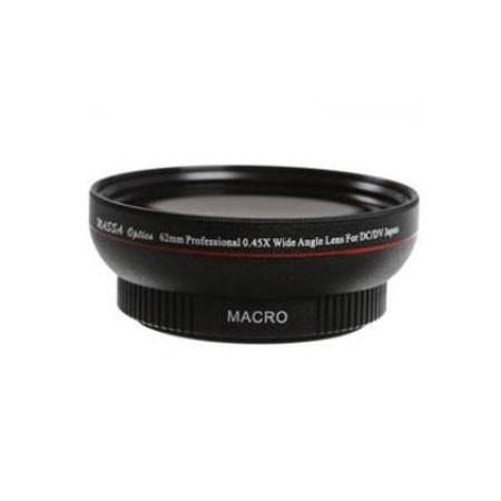 Foto Produk Massa Optics 58mm Professional 0.45x Wide Angle Lens for DC/DV dari JPC Kemang (Used)