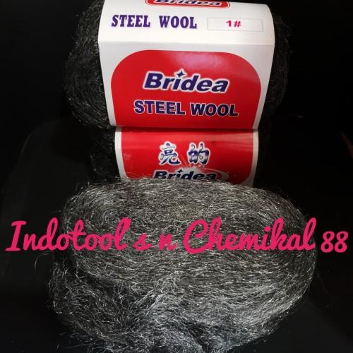Foto Produk Steelwool 120Gr / Steel Wool 120Gr dari Indotool's n Chemikal 88
