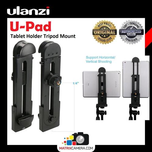 Foto Produk Ulanzi U-Pad Tablet & iPad & Smartphone Phone Holder HP Tripod Mount dari MatrixCamera