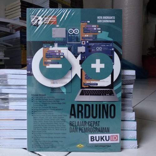 Foto Produk Buku Arduino: Belajar Cepat dan Pemrograman dari Buku ID