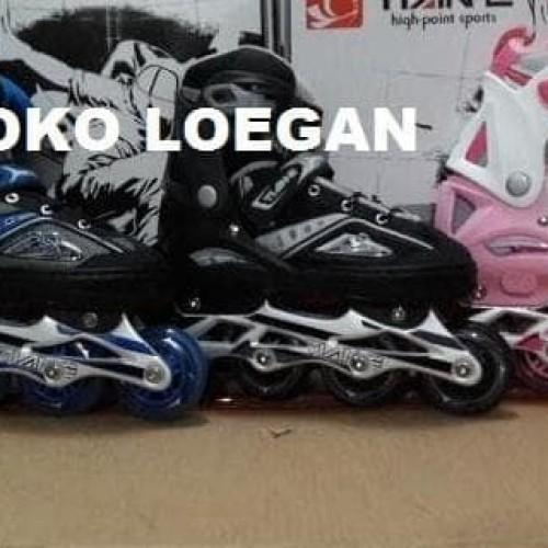 Foto Produk Paling Laku Sepatu Roda Merk Tiane Tian-E Model Bajaj Inline (Roda dari kamaluddinahmad
