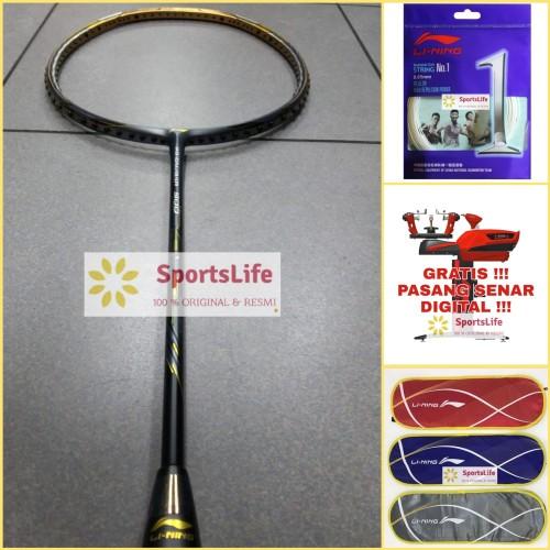 Foto Produk RAKET BADMINTON LINING 3D CALIBAR 900 ORIGINAL dari SportsLife.id