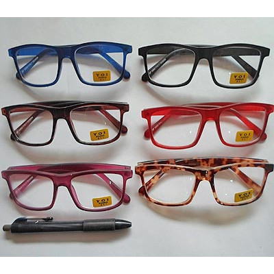 Foto Produk k400 kacamata korea full frame casual dari tian olshop
