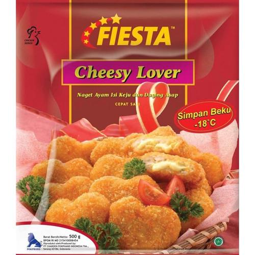 Foto Produk Fiesta Cheesy Lover dari RN FROZEN FOOD